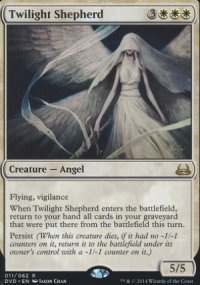 Twilight Shepherd - Duel Decks : Anthology