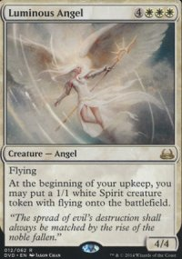 Luminous Angel - Duel Decks : Anthology