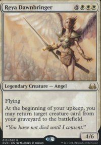 Reya Dawnbringer - Duel Decks : Anthology