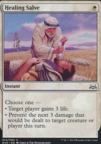 Healing Salve - Duel Decks : Anthology