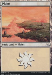 Plains 2 - Duel Decks : Anthology
