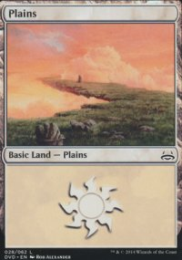 Plains 3 - Duel Decks : Anthology
