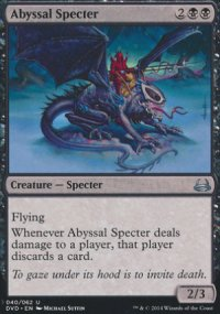 Abyssal Specter - Duel Decks : Anthology
