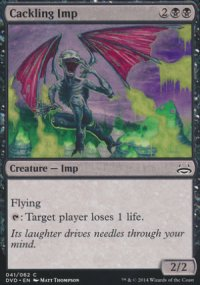 Cackling Imp - Duel Decks : Anthology