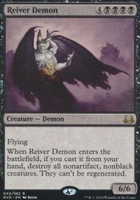 Reiver Demon - Duel Decks : Anthology