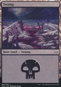 Swamp 2 - Duel Decks : Anthology