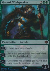 Garruk Wildspeaker - Duel Decks : Anthology
