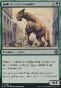 Indrik Stomphowler - Duel Decks : Anthology