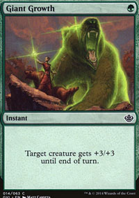 Giant Growth - Duel Decks : Anthology