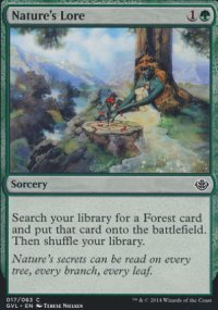 Nature's Lore - Duel Decks : Anthology