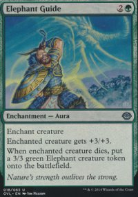 Elephant Guide - Duel Decks : Anthology