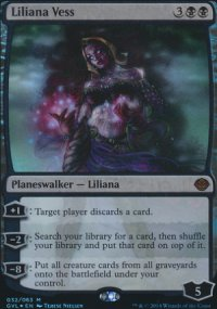 Liliana Vess - Duel Decks : Anthology