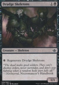Drudge Skeletons - Duel Decks : Anthology