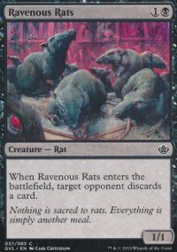 Ravenous Rats - Duel Decks : Anthology