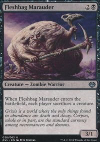 Fleshbag Marauder - Duel Decks : Anthology