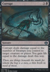 Corrupt - Duel Decks : Anthology