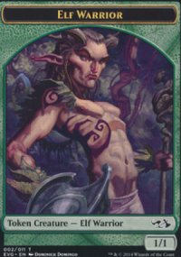 Elf Warrior - Duel Decks : Anthology