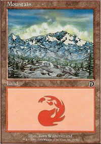 Mountain 1 - Deckmasters