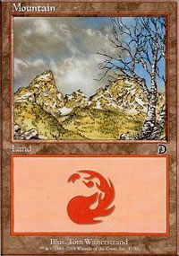 Mountain 3 - Deckmasters