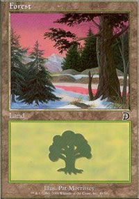 Forest 1 - Deckmasters