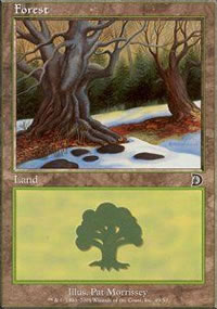 Forest 2 - Deckmasters