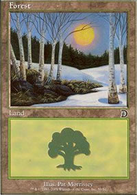 Forest 3 - Deckmasters