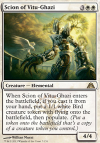 Scion of Vitu-Ghazi - Dragon's Maze