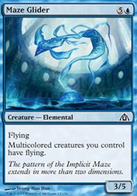 Maze Glider - Dragon's Maze