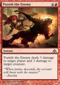 Punish the Enemy - Dragon's Maze