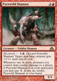 Pyrewild Shaman - Dragon's Maze