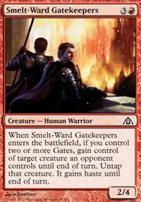 Smelt-Ward Gatekeepers - Dragon's Maze