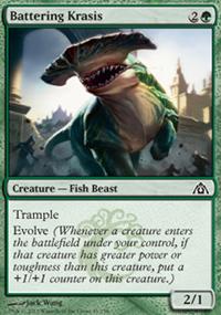 Battering Krasis - Dragon's Maze