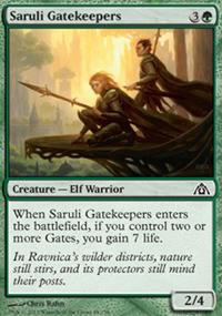 Saruli Gatekeepers - Dragon's Maze