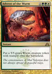 Advent of the Wurm - Dragon's Maze
