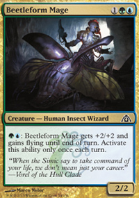 Beetleform Mage - Dragon's Maze