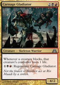 Carnage Gladiator - Dragon's Maze