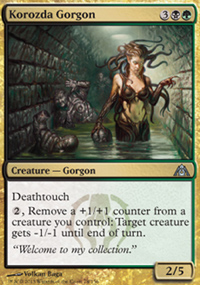 Korozda Gorgon - Dragon's Maze