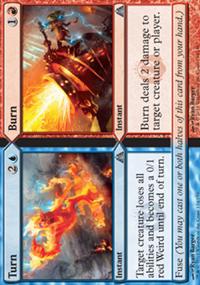 Turn / Burn - Dragon's Maze