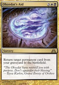Obzedat's Aid - Dragon's Maze