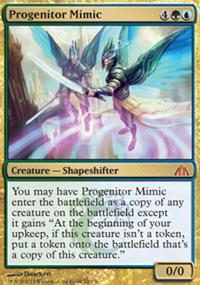 Progenitor Mimic - Dragon's Maze