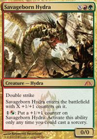 Savageborn Hydra - Dragon's Maze
