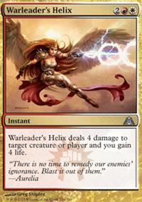 Warleader's Helix - Dragon's Maze