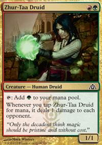 Zhur-Taa Druid - Dragon's Maze