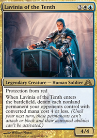 Lavinia of the Tenth - Dragon's Maze