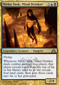 Mirko Vosk, Mind Drinker - Dragon's Maze