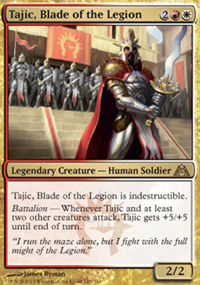 Tajic, Blade of the Legion - Dragon's Maze