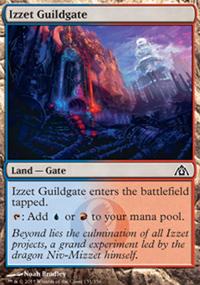 Izzet Guildgate - Dragon's Maze