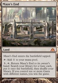 Maze's End - Dragon's Maze