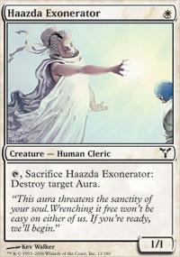 Haazda Exonerator - Dissension
