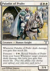 Paladin of Prahv - Dissension